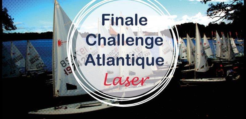 Les Brestois sur le podium du Challenge Atlantique Laser