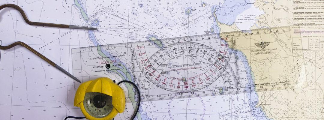 Navigation sur carte