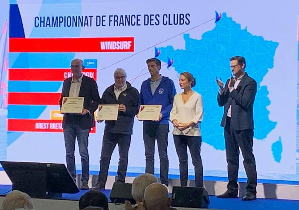 Top Club FFVoile 2019