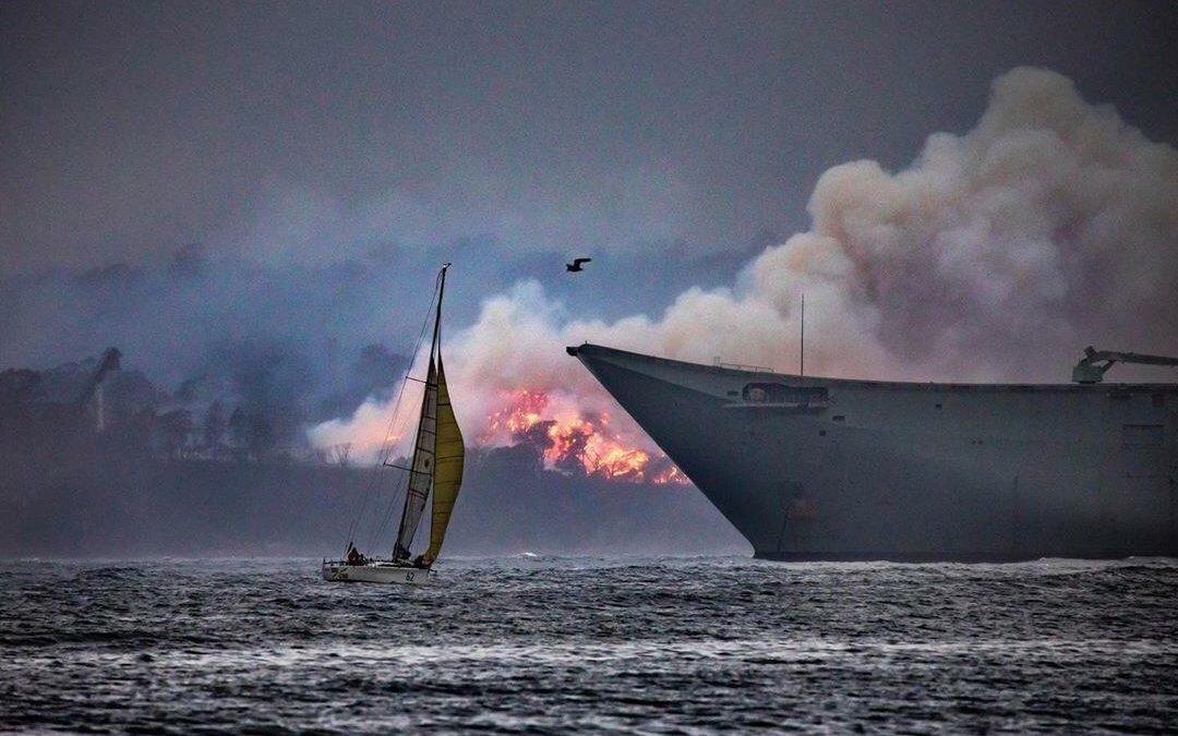 Allumez le feu : Hobart-Sydney 2019
